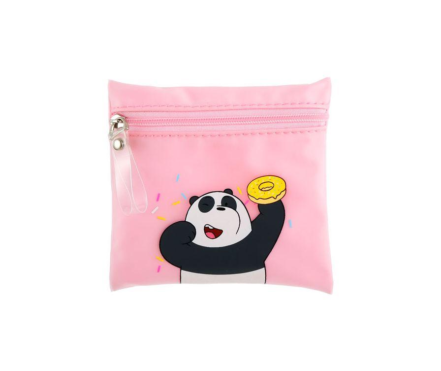 Մետաղադրամների դրամապանակ We Bare Bears