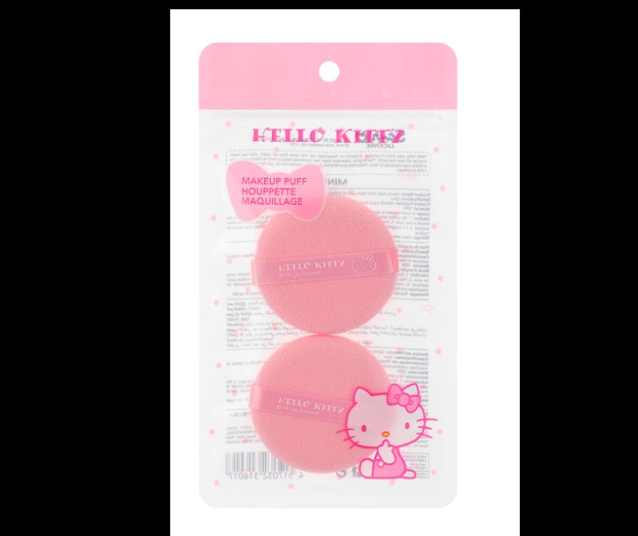 Դիմափոշու սպունգ (2 հատ) Sanrio Hello Kitty