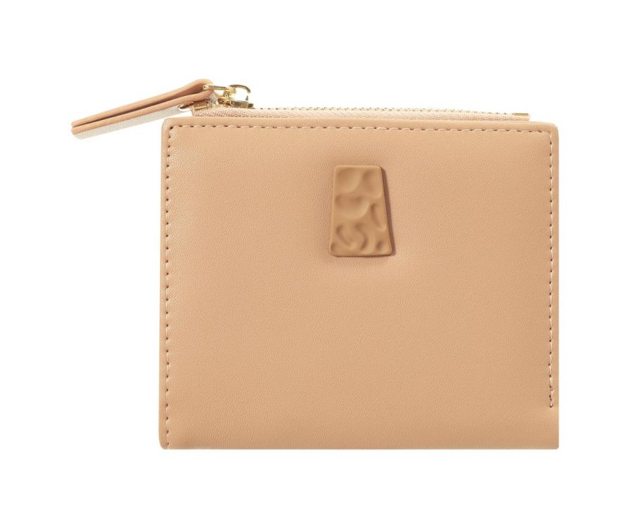 Կանացի դրամապանակ (ծիրանագույն)