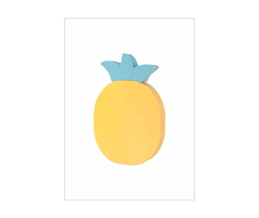 Դիմահարդարման սպունգ (արքայախնձոր)