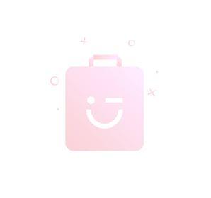 Ճամփորդական պահոց minigo (ծալվող, երկշերտ, վարդագույն)