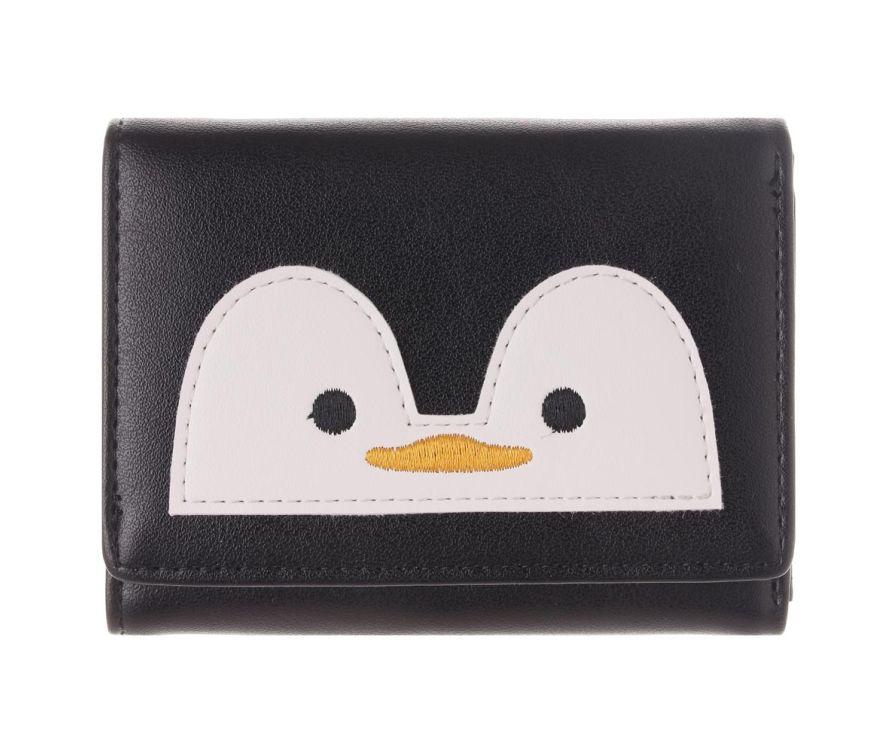 Կանացի դրամապանակ (սև)
