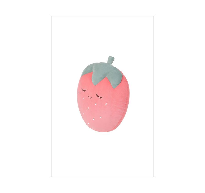 Փափուկ խաղալիք Fruit Series (ելակ)