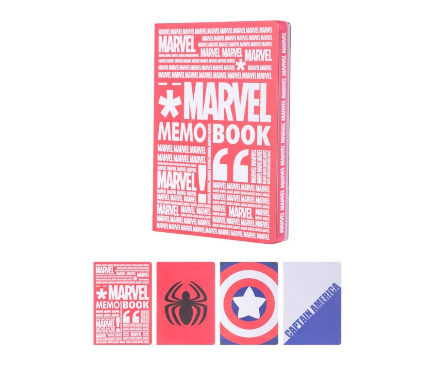 Նոթատետր А5 Marvel