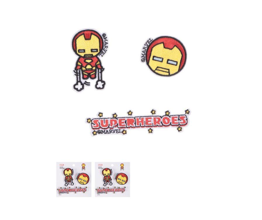Կրծքանշան MARVEL (Iron Man)
