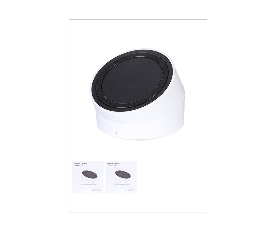 Արտաքին մարտկոց բարձրախոսով BT295 ( սպիտակ)