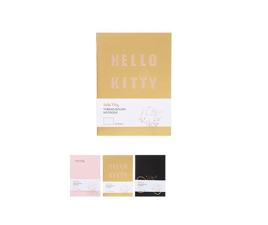 Նոթատետր Hello Kitty (3 հատ)