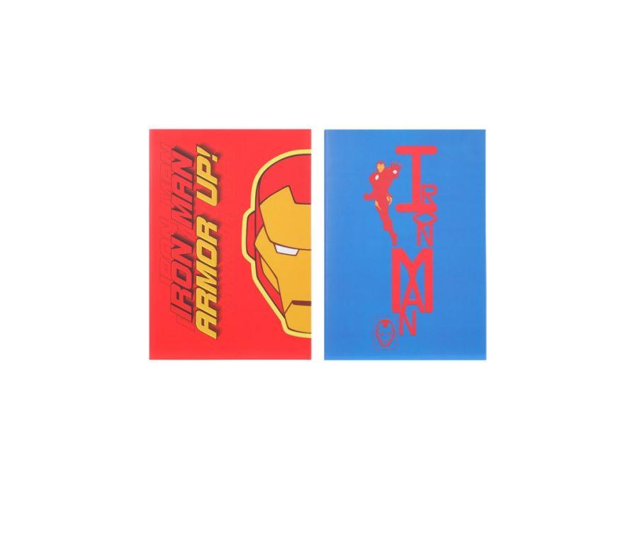 Նոթատետր Marvel (Iron Man)