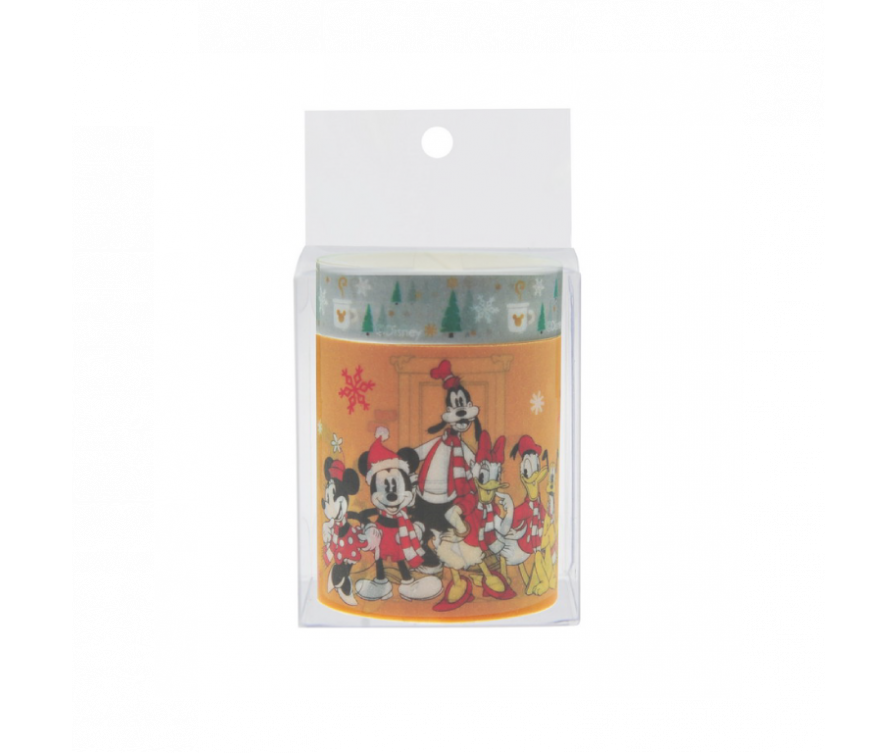 Ինքնակպչուն ժապավեն Mickey Mouse Collection